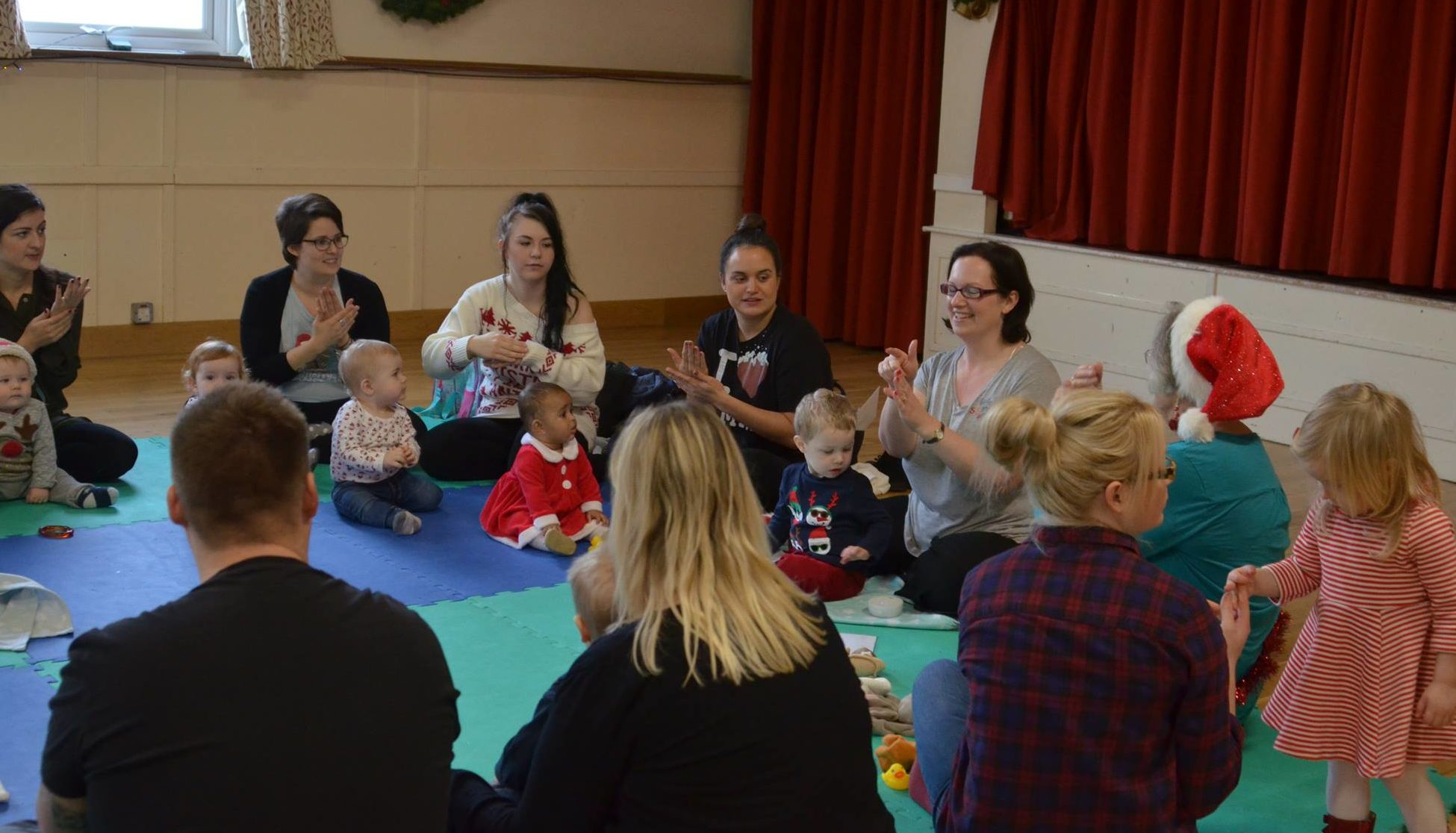 friendly, fun, baby signing classes with Little Signers Club Suffolk
