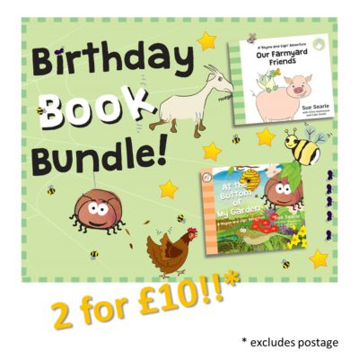 Rhyme and Sign Book Bundle - Little Signers Club