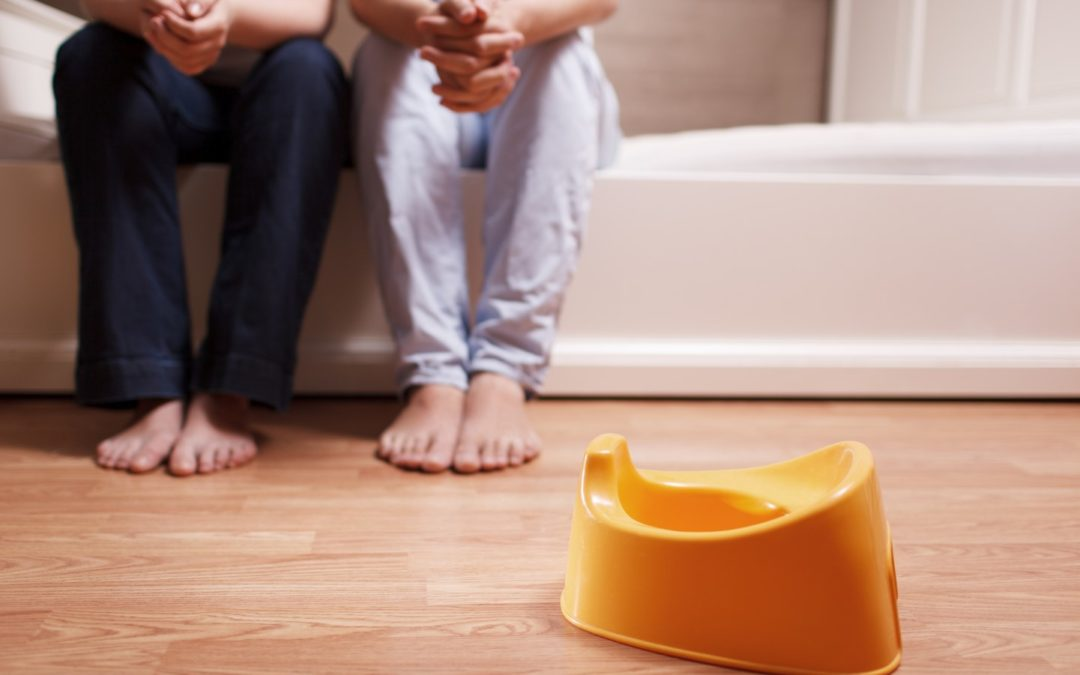 Potty Training Tips | Why does my toddler hide to poop?